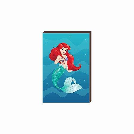 Quadro decorativo Ariel [Box de Madeira]