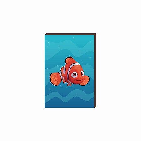 Quadro decorativo Nemo [Box de Madeira]