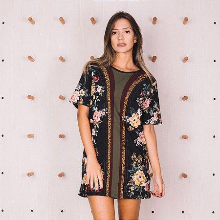 Agave T Selena Verde Vestido Farm Shirt tsxQrdCh