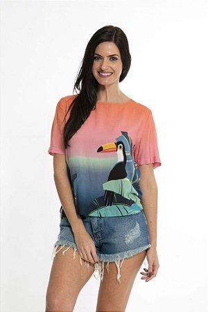 T-shirt Tuca Tropicalia Farm
