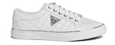 BRYLY QUILTED LOW-TOP SNEAKERS