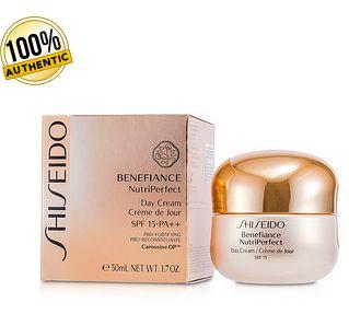 Shiseido Benefiance Nutriperfect Day Cream Spf 15 50ml/1.7oz