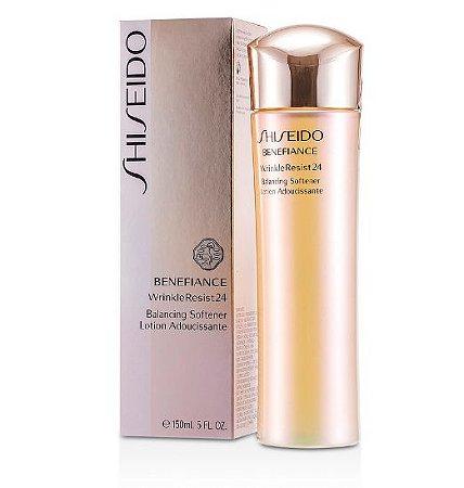 Shiseido loçao tonica pele normal / mista  Benefiance Wrinkleresist24 Balancing Softener 150ml/5oz