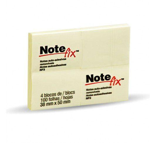 Bloco Notefix 653 - Amarelo