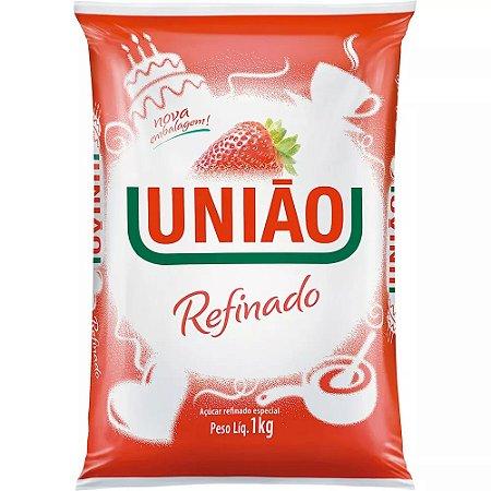 Açucar 1kg - Embalagem c/ 10 Unidades - União