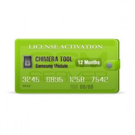 Ativação Chimera Modulo Samsung 12 Meses