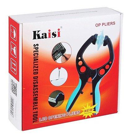 Kit de Chaves Kaisi 1288 manutenção smartphones e separador de telas