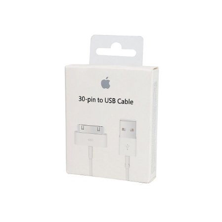 Cabo usb Iphone 4G 3G Ipad 2 1Metro
