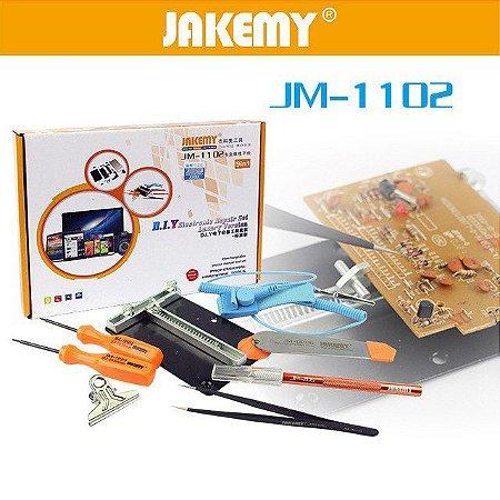 Kit Profissional ferramentas para celular jakemy JM-1102