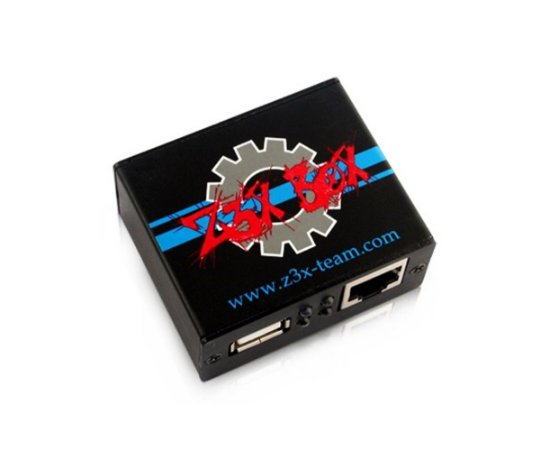 Z3X Box Lg Edição Sem Cabos