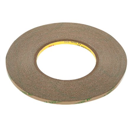 Fita Adesiva 3M Dupla Face 05mm 50mts Marron