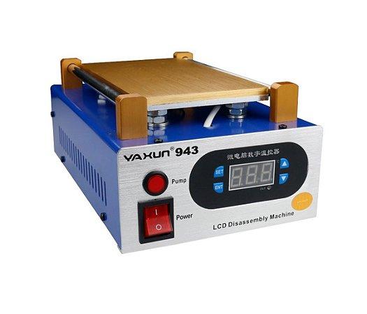 Maquina de Separar LCD Yaxun 943 110v Vácuo