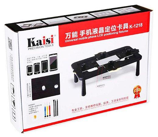 Kit Molde Universal Troca Touch Vidro Display Celular  Kaisi 1218