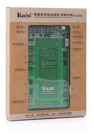 Placa Reativadora  Bateria Iphone 4 5 6 7  Kaisi K9201