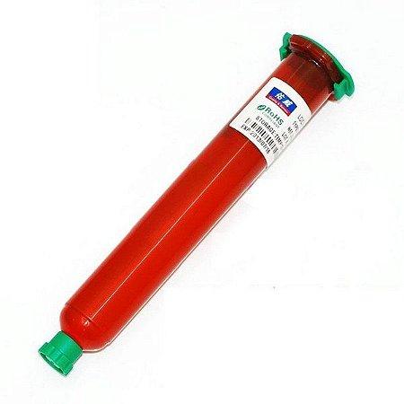 Cola UV Loca TP1000 Cilindro Vermelho 50gr