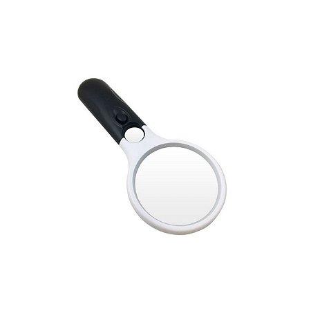 Lupa Portatil Hand Held Magnifier 6902Ab