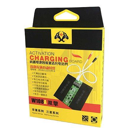 Placa Reativadora De Bateria W108A Oss Team