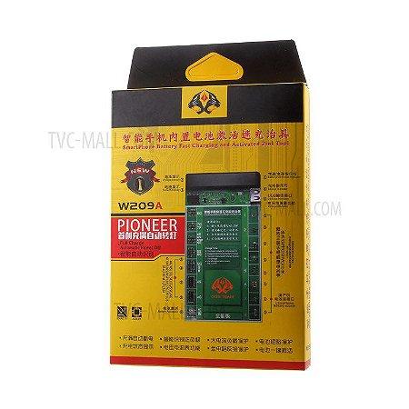 Placa reativadora de bateria w209a oss team