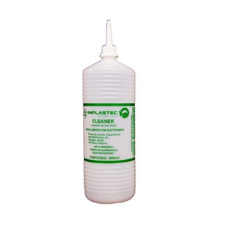Solução De Limpeza Cleaner 1 Litro Implastec