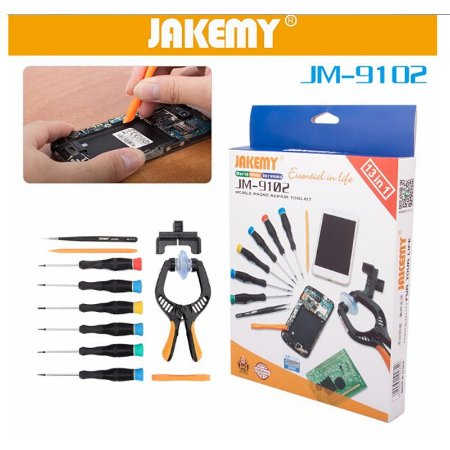 Kit De Chaves Profissionais para celular Jakemy JM-9102