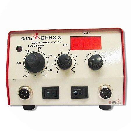 Estação De Solda E Retrabalho Griffin Gf8Xx 110v + brinde