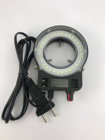 Lampada De Led luz branca Para Microscopio Led32 Bb