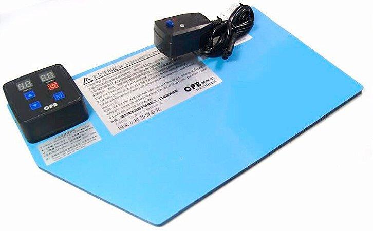Plataforma placa de aquecimento CPB Azul  110v