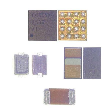 Kit Backlight 4x1 iPhone 7 7 Plus U3701 D3701 D3702 F3901 Filtro