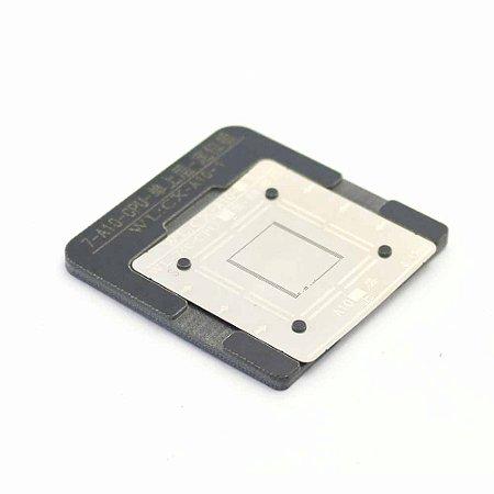 Stencil BGA A10 - 1 CPU iphone 7 Com Suporte