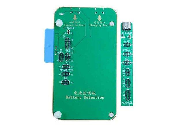 Adaptador JC PRO1000S Teste Bateria JC BAT-2