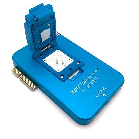 Programador JC P7 PCIE NAND para iPhone SE / 6S / 6S Plus / 7/7 Plus, iPad Pro
