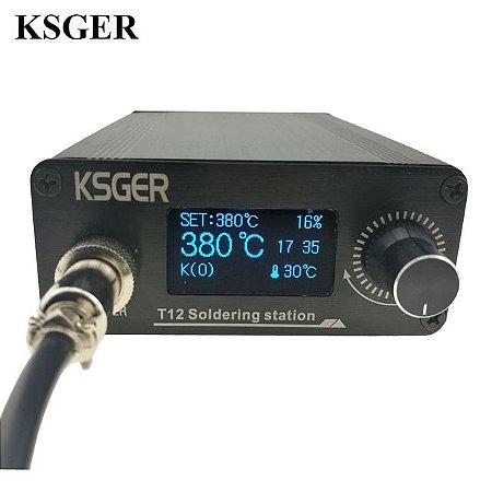 Estação de Solda Profissional KSGER FX9501