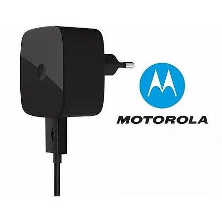 Carregador Turbo Motorola SSW-2841EU 30W PRETO Micro usb v8
