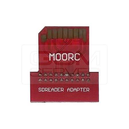 Adaptador Moorc USB 3.0 Leitor SD Card