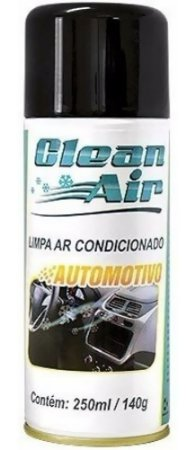 Limpa Ar Condicionado Automotivo Implastec 250ml