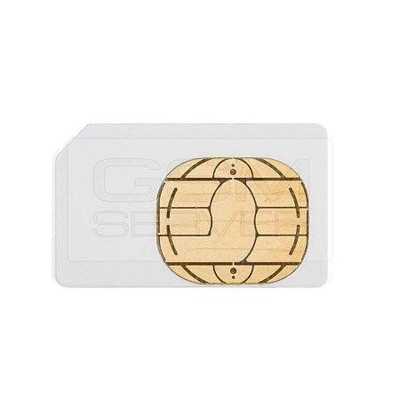 Cartão Inteligente Smart Card de Substituição Umt