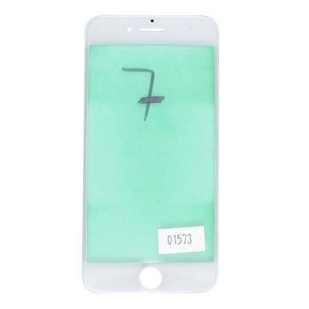 Vidro Frontal iPhone 7 4.7 Branco