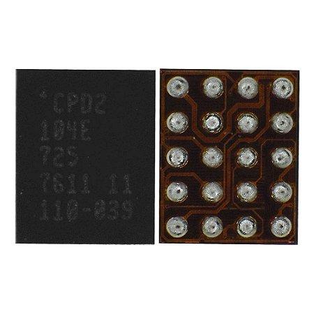 Ic Power Supply Camera U2301 SN61280D SN 61280D para iPhone 7 7plus 16 pinos