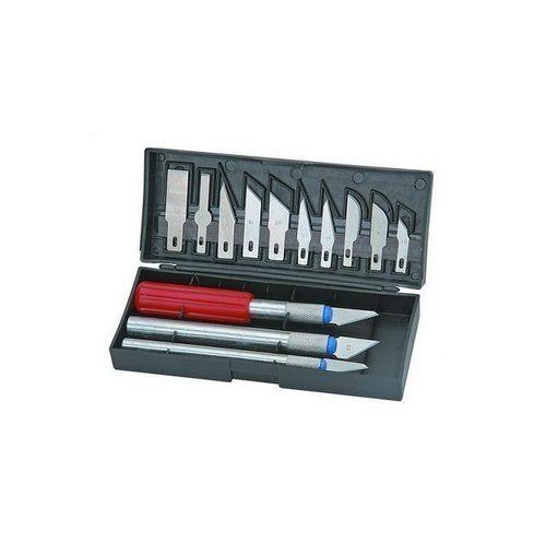 Bisturi Art Knife kit 13 peças