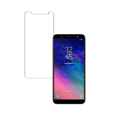 Pelicula Protetora Vidro Anti Choque Samsung  A6 Plus 2018