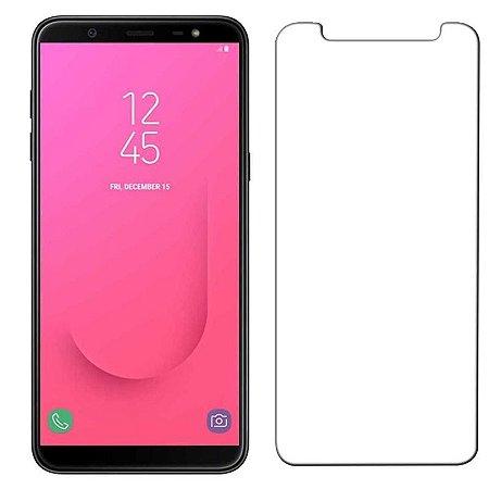 Pelicula Protetora Vidro Anti Choque Samsung J4 Plus
