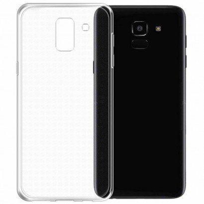 Capa Ultrafina Samsung J6 Transparente