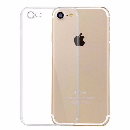 Capa Ultrafina iPhone 7 8 4.7 Transparente