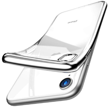 Capa Ultrafina iPhone XR Transparente