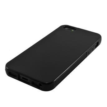 Capa Ultrafina iPhone 5G 5S SE Preta Fume Preta