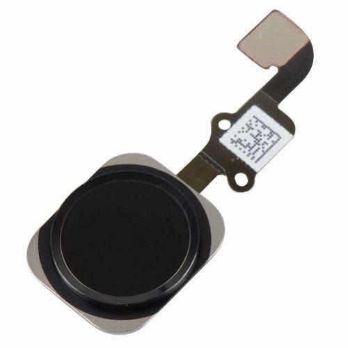 Flex Botão Home iPhone 6 6 Plus Preto
