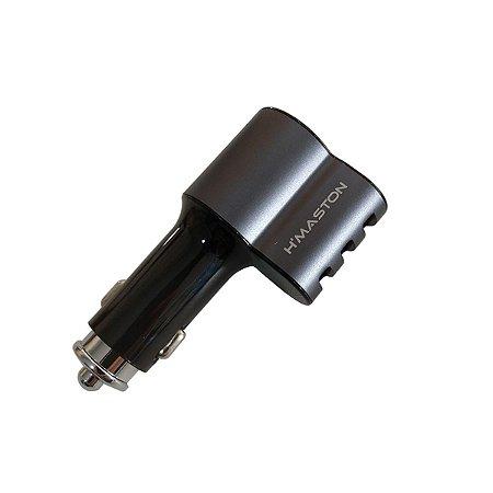 Carregador Veicular HM11 5.1 cabo Lightning