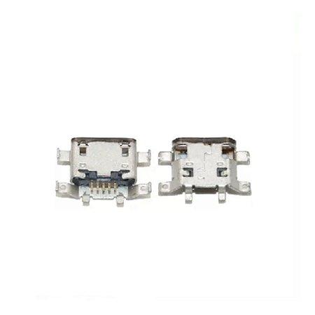 Conector de Carga Moto E2 G4 G4 PLus Moto X