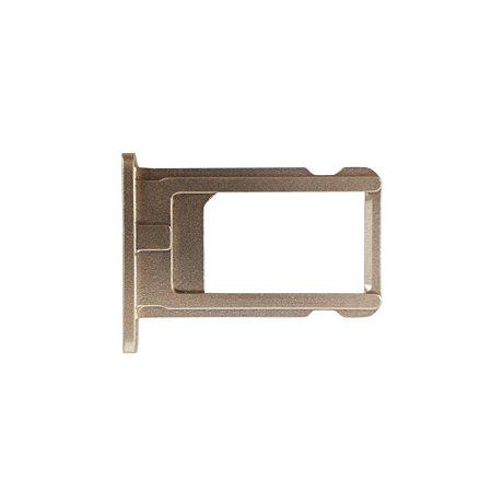 Gaveta chip iphone 6g dourada