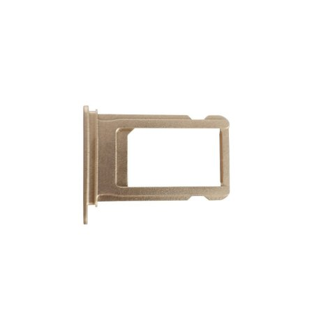 Gaveta chip iphone 7g dourada